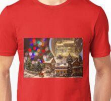 Christmas Inside the Globe Unisex T-Shirt