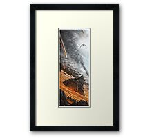 Lord of the Rings Return of the King Framed Print