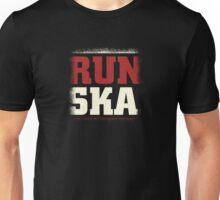 Run Ska Unisex T-Shirt