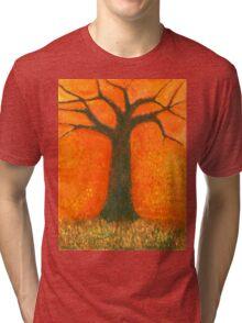 In Rain The Sun Tri-blend T-Shirt