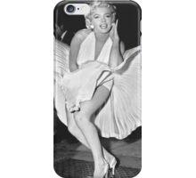 Marilyn Monroe Subway Scene iPhone Case/Skin