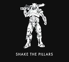 Hit the Pillars. Unisex T-Shirt