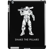 Hit the Pillars. iPad Case/Skin