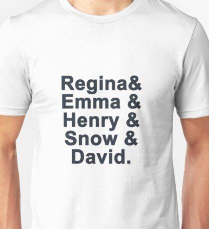 Charming Swan Mills  Unisex T-Shirt