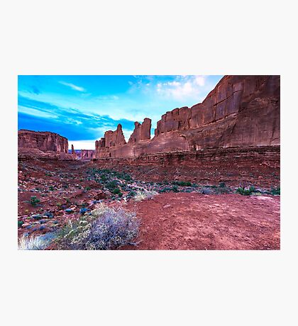 Arches Park Avenue Photographic Print