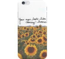 Everything Has Changed iPhone Case/Skin