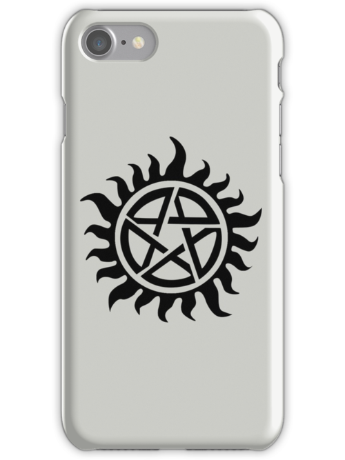 Supernatural Demon Possession Protection [BLACK] by Styl0