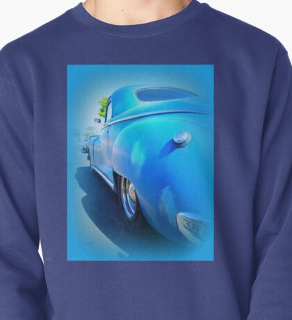 Blues in the spring time Pullover