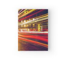 London Street Phone Hardcover Journal