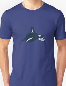 Vancouver Canucks orca alternate ice logo T-Shirt