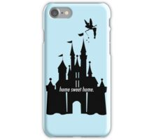 Home Sweet Home w/ Castle & Tink. iPhone Case/Skin