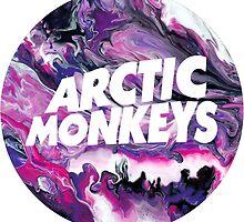 Arctic Monkeys by sarahabadi
