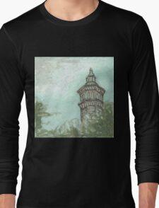 high bridge water tower Long Sleeve T-Shirt