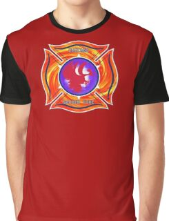 Chicago Sacred Fire Graphic T-Shirt