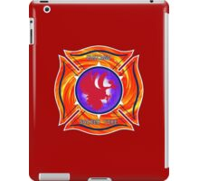 Chicago Sacred Fire iPad Case/Skin