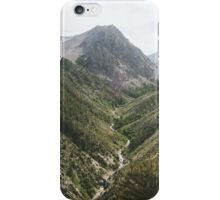 Mountain River Valley iPhone Case/Skin