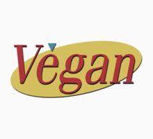 Seinfeld Vegan  by Brad Klopman