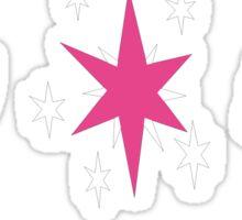 My little Pony - Sparkle Family Cutie Mark Special V2 (Nyx) Sticker