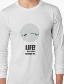 Hitchhiker's Guide to the Galaxy Long Sleeve T-Shirt
