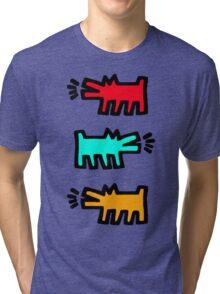 HARING Tri-blend T-Shirt