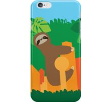 Dallas Animals- Sloth iPhone Case/Skin