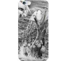 Neptune's Fury iPhone Case/Skin