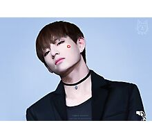 BTS V  Photographic Print