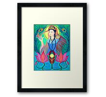 Spirit Guide ~ Quan Yin Framed Print