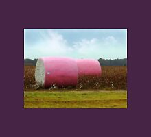 The Breast Cancer Awareness Pink Cotton Bales Unisex T-Shirt