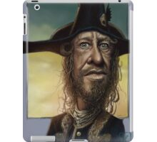 Geoffrey Rush iPad Case/Skin