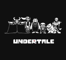 Undertale Family by NickLiStuff