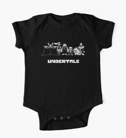 Undertale Family One Piece - Short Sleeve