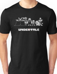 Undertale Family Unisex T-Shirt