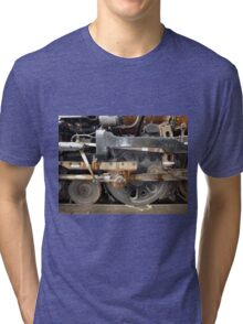 Wheels! Wheels! Of Old # 819 Tri-blend T-Shirt
