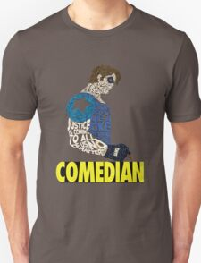 Watchmen - The Comedian - Typography  Unisex T-Shirt