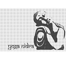 Yoga Nidra - Buddha Graphic Photographic Print