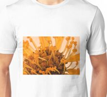 Leopard's Bane Stamen Macro Unisex T-Shirt