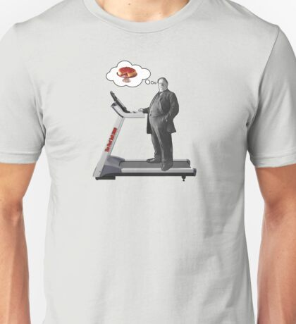 William Howard Taft's Cheesecake Unisex T-Shirt