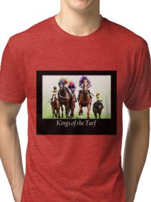 Kings of the Turf Tri-blend T-Shirt