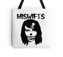 The Miswifts Swift The Fiend Misfits Tote Bag