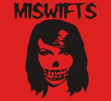 The Miswifts Swift The Fiend Misfits Baby Tee