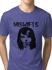 The Miswifts Swift The Fiend Misfits Tri-blend T-Shirt