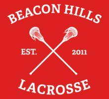 Beacon Hills Lacrosse  Kids Clothes