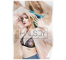 HALSEY  Poster