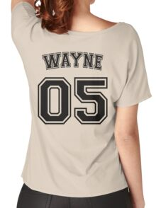 Damian Wayne Sports Jersey Women's Relaxed Fit T-Shirt
