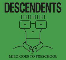 Milo Goes to Preschool & Mug Mug Mug Kids Tee