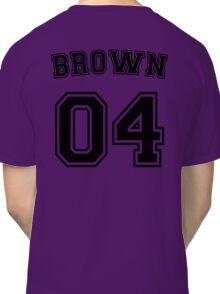 Stephanie Brown Sports Jersey Classic T-Shirt