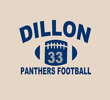 Dillon Panthers Friday Night Lights Football Number 33 Long Sleeve Shirt College Sports Tim Cool funny nerd geek geeky T-Shirt