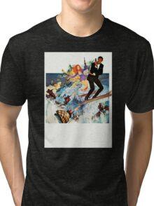 Movie Poster Merchandise Tri-blend T-Shirt