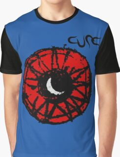 The Cure Wish Moon Graphic T-Shirt